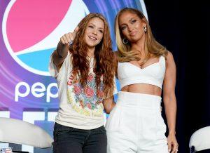 JLo y Shakira honrarán a latinos y Kobe Bryant en el Super Bowl