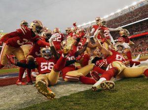 #NFL: Los 49ers y su histórica actuación ante Green Bay