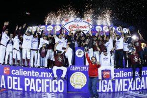 #LMP: Tomateros campeón de México