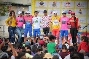 #VueltaAlTáchira2020: Ralp Monsalve le gana en la raya a Pacioni