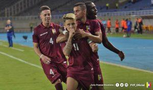 «Vinotinto» Sub-23 vence 1-0 a Ecuador y suma sus primeros puntos en el Preolimpico