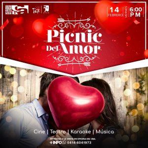 CBAAM invita a celebrar el Día del Amor y la Amistad con un «Picnic del Amor»