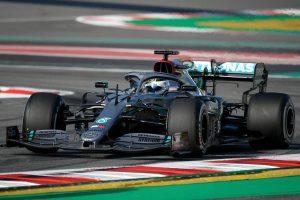 #F1: Mercedes domina la primera semana de pruebas en Barcelona