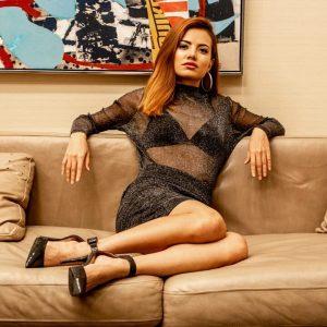 «Las modelos hoy día se miden por el valor como ser humano»: Katherin López
