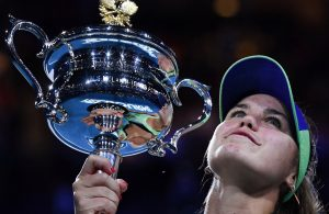 #AbiertoDeAustralia: Sofia Kenin gana su primer título de Grand Slam tras derrotar a Muguruza