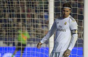 #LaLiga: Real Madrid cae ante el Levante y pierde el liderato