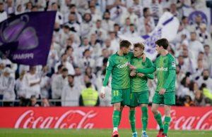 #CopaDelRey: Real Sociedad sorprende y elimina al Real Madrid en su casa