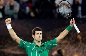 #AbiertoDeAustralia: Djokovic gana por octava vez en Australia y vuelve a ser número uno