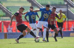 #LigaFútVe: Zulia FC cae por goleada frente al Caracas FC