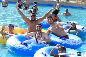 Parque Acuático «Aventura Extrema» ha superado las expectativas