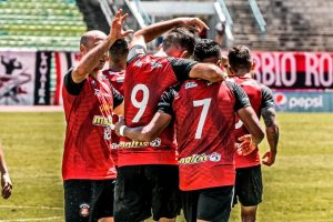 #LigaFútve: Caracas lidera tras conquistar tercera victoria en tres jornadas