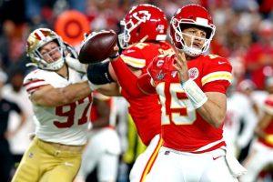 #NFL: Patrick Mahomes y los Chiefs remontan hacia el campeonato