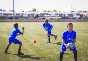 Ciudad Vinotinto inicia participación en el Torneo RASC Kids