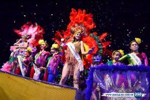 #Carnavales2020: Maracaibo se gozó un deslumbrante desfile