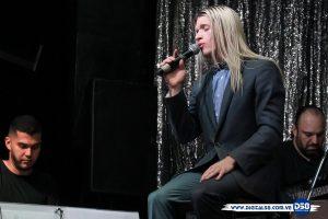 Enzo Pradelli presenta «Besos robados» en Maracaibo