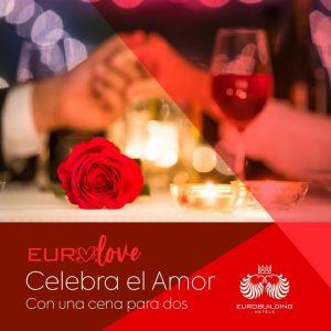 Celebra el amor con Eurolove en el Eurobuilding Hotel & Suites Caracas