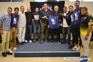 Deportivo JBL del Zulia presentó a sus nuevos dueños