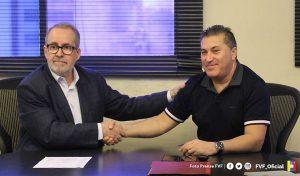 FVF oficializa a José Peseiro como Director Técnico de «La Vinotinto»