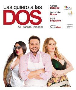 Vuelve «Las quiero a las dos» en el Eurobuilding Hotel & Suites Caracas