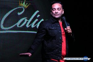 Leo Colina conquista Maracaibo ahora con buen humor