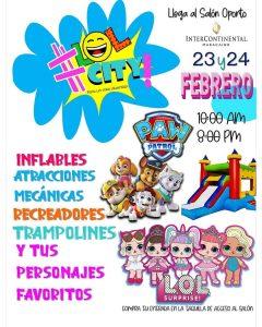 ¡Llega LOL City a Maracaibo!