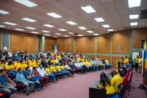 300 jóvenes zulianos se incorporan a las filas del partido Primero Justicia