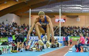 Yulimar Rojas logra nuevo récord en salto triple en el Meeting de Madrid