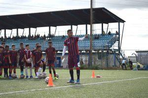 #FútVe: categoría Sub-13 «Azulgrana» va con todo en esta temporada