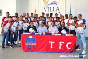 TFC Maracaibo presentó de manera oficial su plantilla 2020
