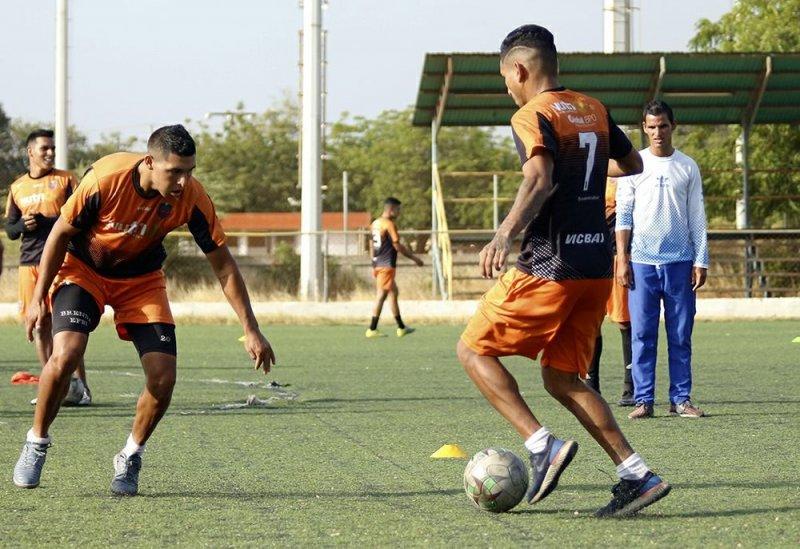 Resultado de imagen para TFC de aracaibo se despide de 16 jugadores de su plantilla