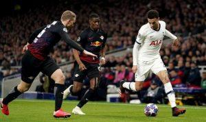 #LigadeCampeones | RB Leipzig se impone al Tottenham en Londres