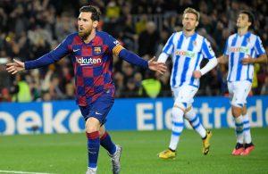 #LaLiga: El Barça rescata el liderato con un penalti de VAR