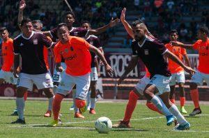#LigaFútVe: Carabobo igualó sin goles ante el Deportivo La Guaira en su regreso a casa
