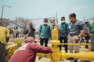 Alcalde Casanova inició plan de mantenimiento a subestaciones de gas en Maracaibo