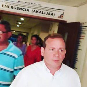 Juan Pablo Guanipa: prepararnos para la gravedad