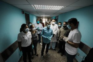 Alcaldía de Maracaibo acelera recuperación de áreas del HUM ante el primer caso de COVID-19