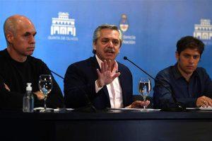 Argentina cierra fronteras y suspende clases por 15 días por COVID-19