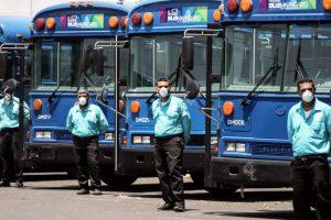 Restringen circulación en la vía: activan rutas de TransZulia y Bus Maracaibo