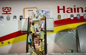 Llegan a Venezuela expertos chinos para sumarse a batalla contra COVID-19