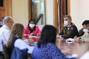 Comisión Presidencial evalúa estrategias para la contención del COVID-19