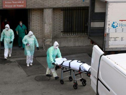 España cierra 2020 con casi dos millones de casos de COVID-19