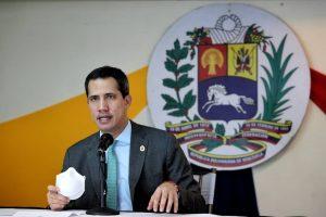 Guaidó plantea la conformación de un Gobierno de Emergencia Nacional para salvar al país de la catástrofe humanitaria