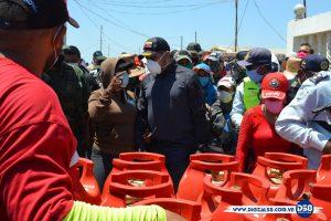 Prieto promete llevar soluciones al municipio Almirante Padilla en los próximos días