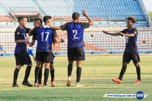 #AC2FútVe: debut en casa victorioso para el Deportivo JBL del Zulia