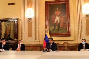 Ejecutivo y AN impulsarán acuerdo humanitario