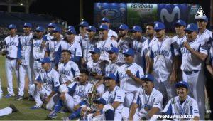 Nicaragua se corona campeón invicto del Premundial de Béisbol Sub-23
