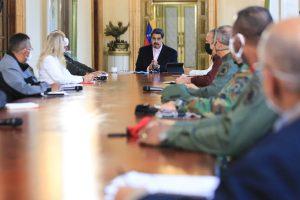 Nicolás Maduro: «Venezuela tiene récord de combate contra el narcotráfico en los últimos 15 años»