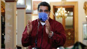 Maduro anuncia 77 casos de COVID-19 en Venezuela y reducción en cadena de contagio