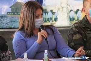 Omaira Prieto: «de 1.500 pruebas rápidas, 900 han resultado negativas»