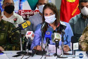 Omaira Prieto: «seguimos sin casos confirmados en Zulia»